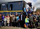 KWR Leeuwarden op bezoek in Amersfoort