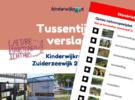 Naar de scholen voor tussentijds verslag en opties natuurspeelplek