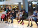 Kinderwijkraad op bezoek bij Wethouder Sparreboom